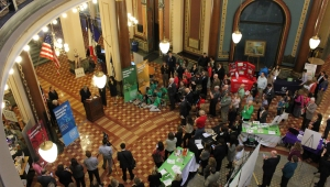 2016 STEM Day at the Capitol